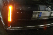 Cadillac De Ville tail turnlight rebuild with LED-s