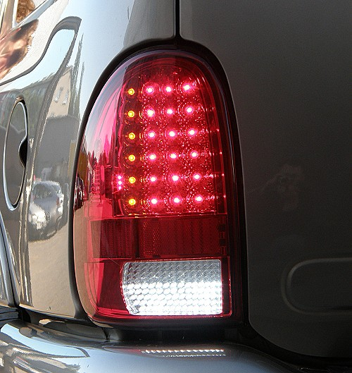 Aftermarket Taillights Modded